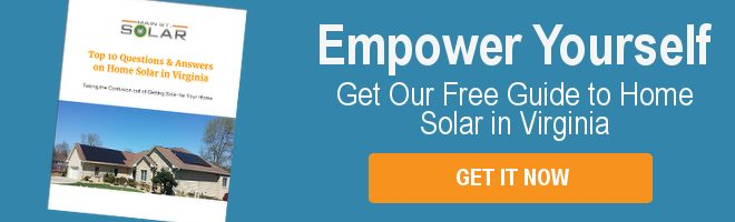 10 Questions on Home Solar in Virginia