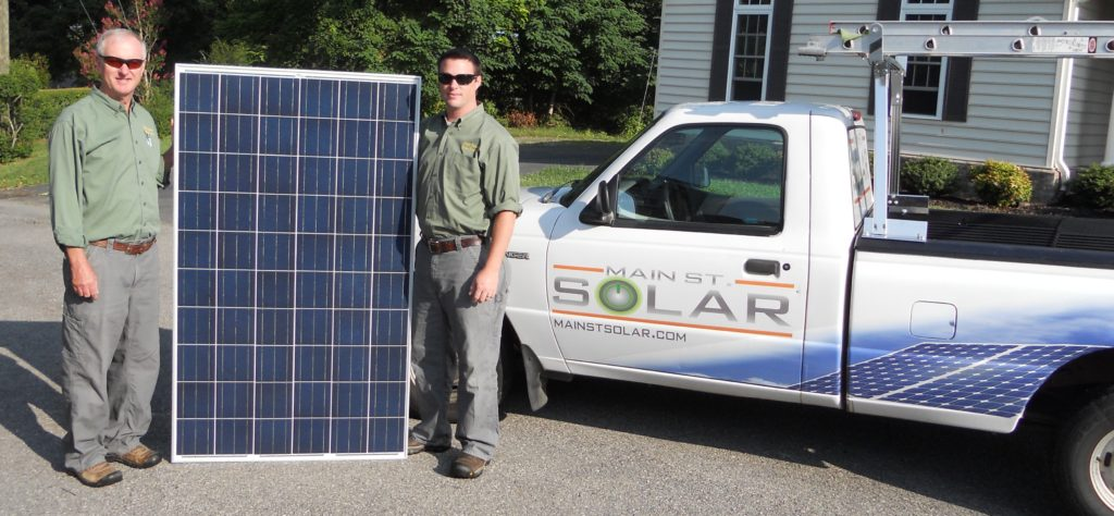 owners of Main Street Solar