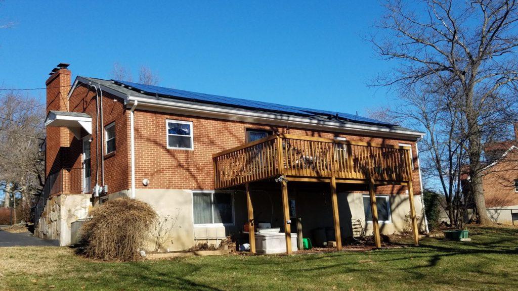 solar Roanoke, VA