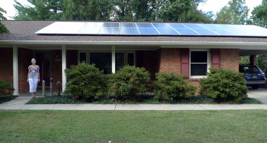 Maya Bohler solar Roanoke